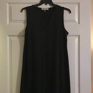 V Neck Sheath Dress